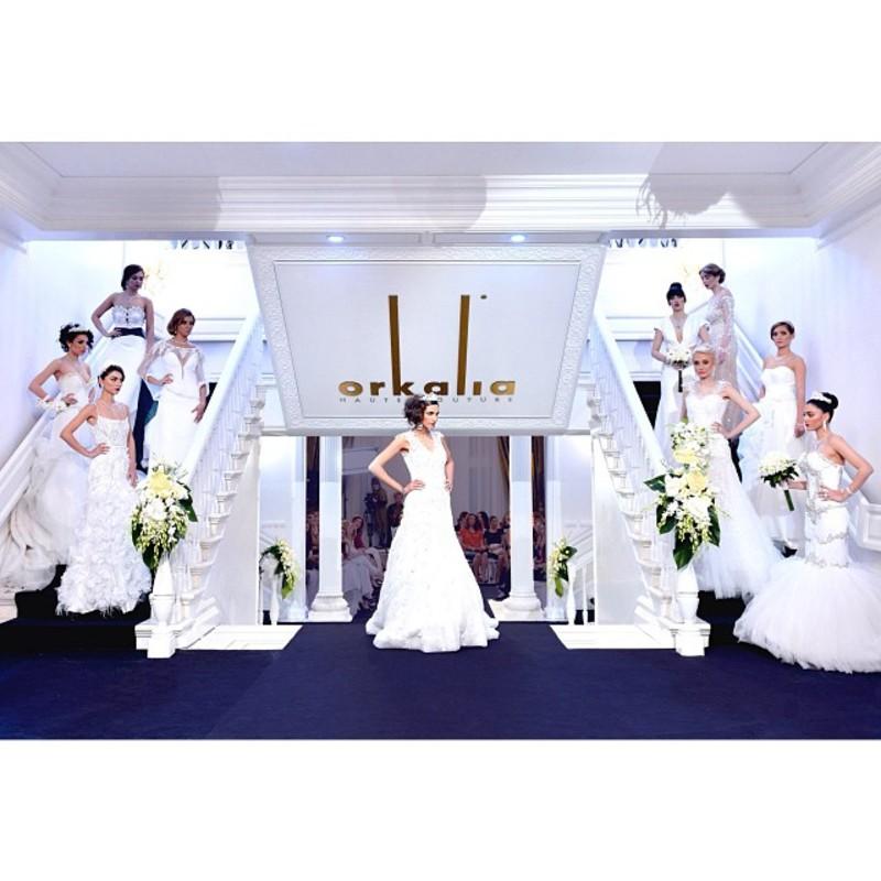 اوركاليا - فستان الزفاف - دبي